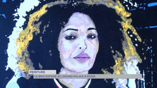 Peinture : le BMX exposé au Grand Palais à Paris