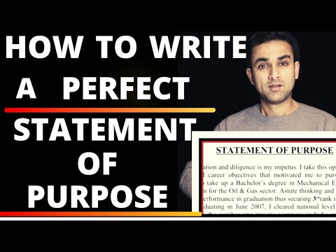 STATEMENT OF PURPOSE | WRITING TIPS FOR MASTERS IN NORWAY | SOP for university in Norway