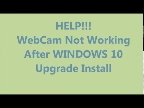 webcam driver windows 10 asus