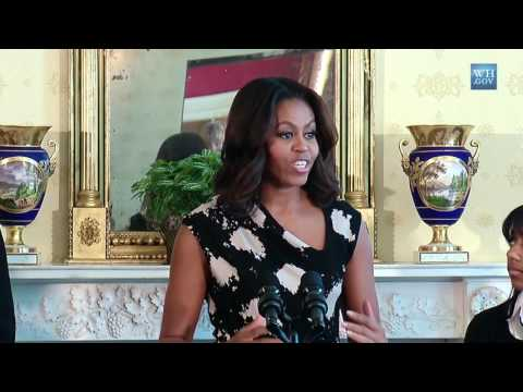 First Lady Michelle Obama on Arts Education