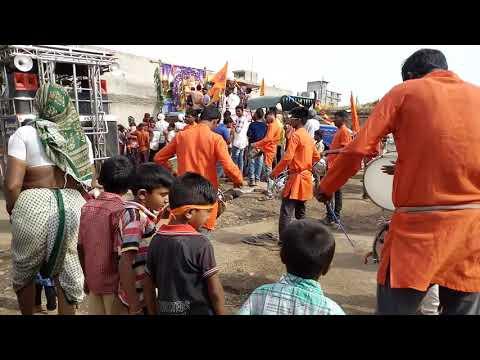 ganpati aarti by Saraswati band burzad dhule mo 9422735846 9373388460