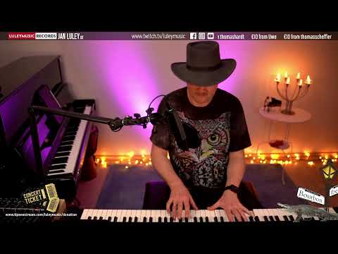 All About The Blues || Jan Luley - concert & talk (2021-02-21)
