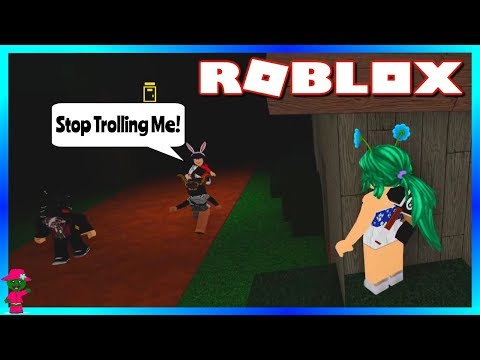 THEY KEEP TROLLING, SO I ESCAPE (Roblox Flee the Facility)