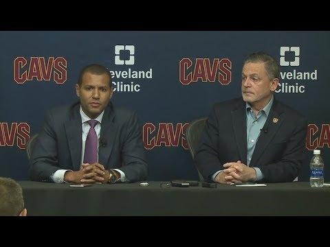 New Cavs GM Says Animosity Between Kyrie, LeBron
