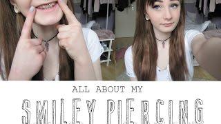 All about my: Smiley Piercing / Lippenbändchen Piercing