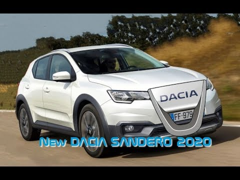 new dacia sandero 2020 real or fake youtube. Black Bedroom Furniture Sets. Home Design Ideas