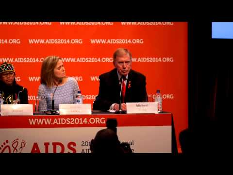 Opening Press Conference International AIDS Conference