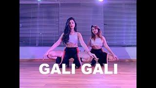 Gali Gali - KGF | Neha Kakkar | Heels Dance Choreography | Nidhi Kumar ft. Shuchi