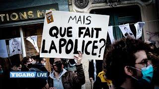 📽 Loi «sécurité globale»: reportage au cœur de la «marche des libertés»