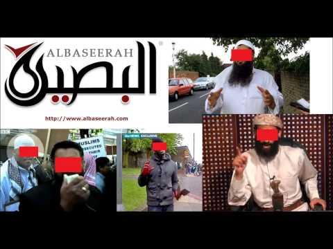 The correct Islamic position regarding the evil terrorist killing in woolwich