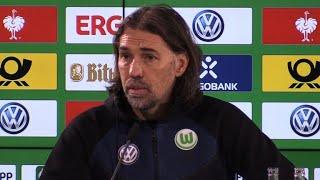 Schmidt vor Pokal-Duell gegen Hannover: