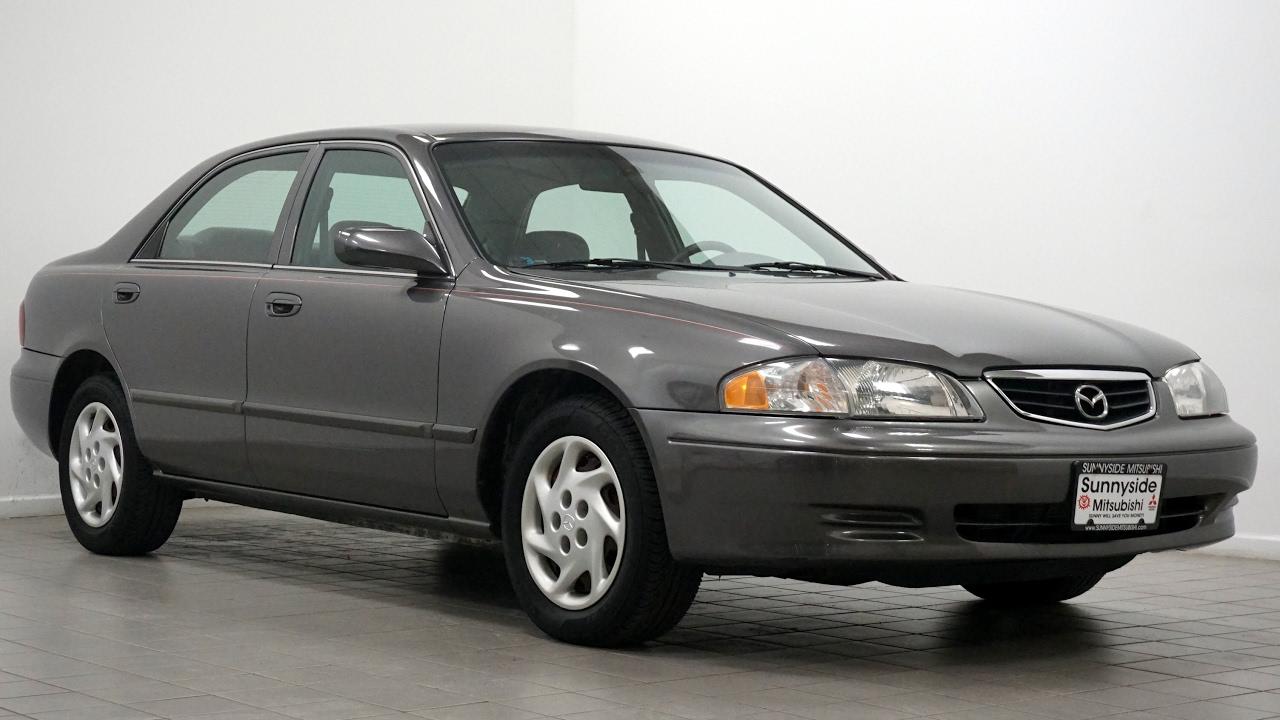 View 2001 Mazda 626