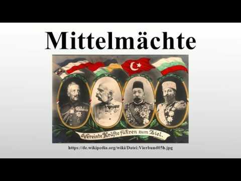 Mittelmächte