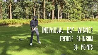 International Timber National Final - Woburn Golf Club, Marquess Course