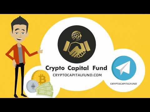 Анимационное видео для Crypto Capital Fund