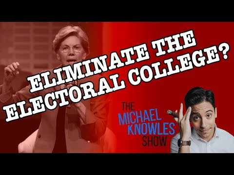 Mainstream Democrat Candidates Call To Eliminate Electoral College