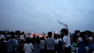 キマグレンライブです!横浜開港祭、