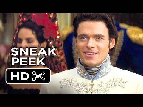 Cinderella Official Trailer Sneak Peek #1 (2015) - Helena Bonham Carter Disney Movie HD