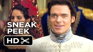 Cinderella Official Trailer Sneak Peek #1 (2015) - Helena Bonham Carter Disney Movie HD