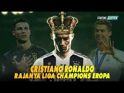 SI RAJA LIGA CHAMPIONS - Ketika Ronaldo Menyulap Liga Champions Menjadi Kompetisi Miliknya