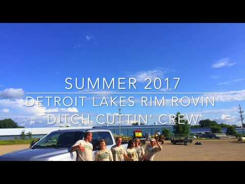 Conservation Corps 2017 Detroit Lakes Summer Crew