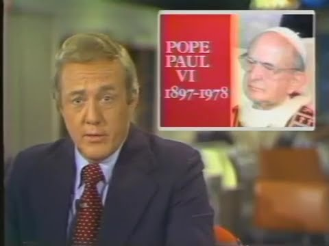 ABC's Good Morning America's Coverage of Death of Pope Paul VI