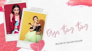 Ayu Ting Ting - Bulan Dalam Kolam | Video Lyrics #hitsrecord