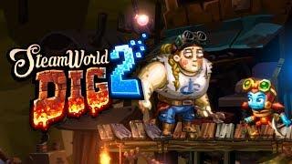 Der Greifhaken!   06   SteamWorld Dig 2