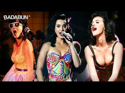 Evolución musical de Katy Perry
