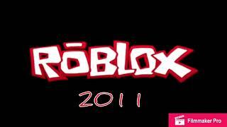 Roblox Logo Evolution S2 E2 (2004-2018 with 2019-2020)