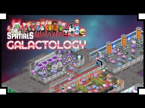 The Spatials: Galactology - (Starbase Building / Exploration Game)