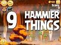 Angry Birds Seasons Hammier Things Level 1 9 Walkthrough 3 Star mp3