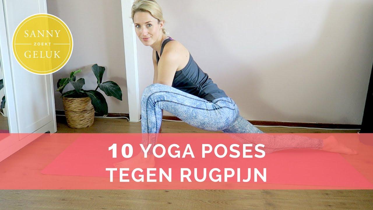 Verminder Rugpijn Met De 10 Yoga Houdingen Selfhelp