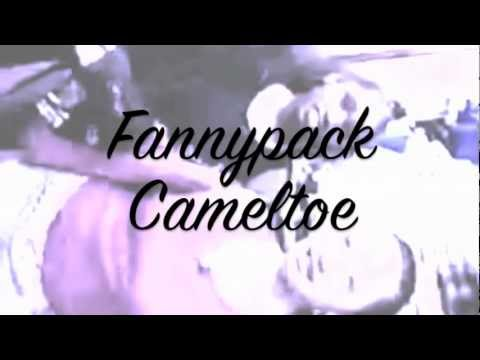Fannypack - Cameltoe (Official Lyric Video)