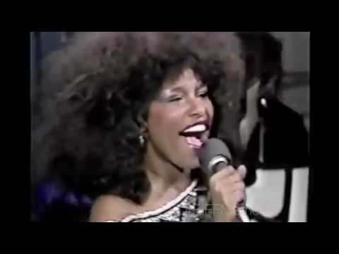 Chaka Khan live on Letterman Late Night