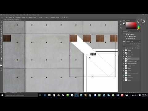 Pune ne Photoshop - Pjesa 2(Fasada)