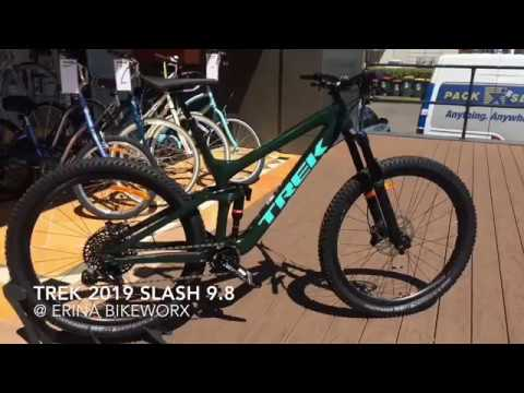1f9b78704c8 Trek 2019 Slash 9.8 at Erina Bikeworx - YouTube
