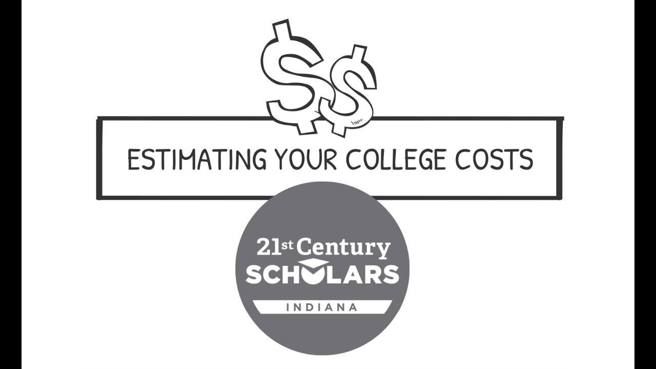 estimating your college costs youtube