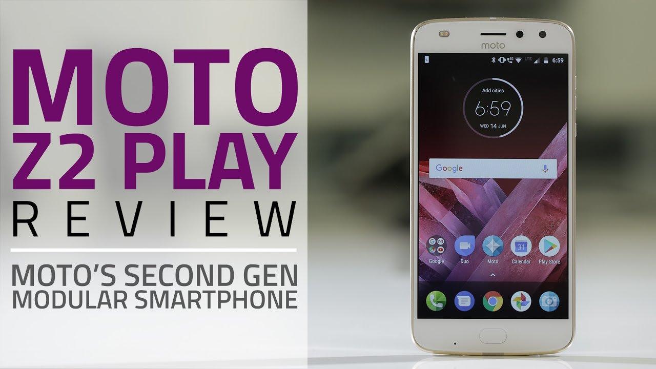 Moto Z2 Play Review | NDTV Gadgets360 com