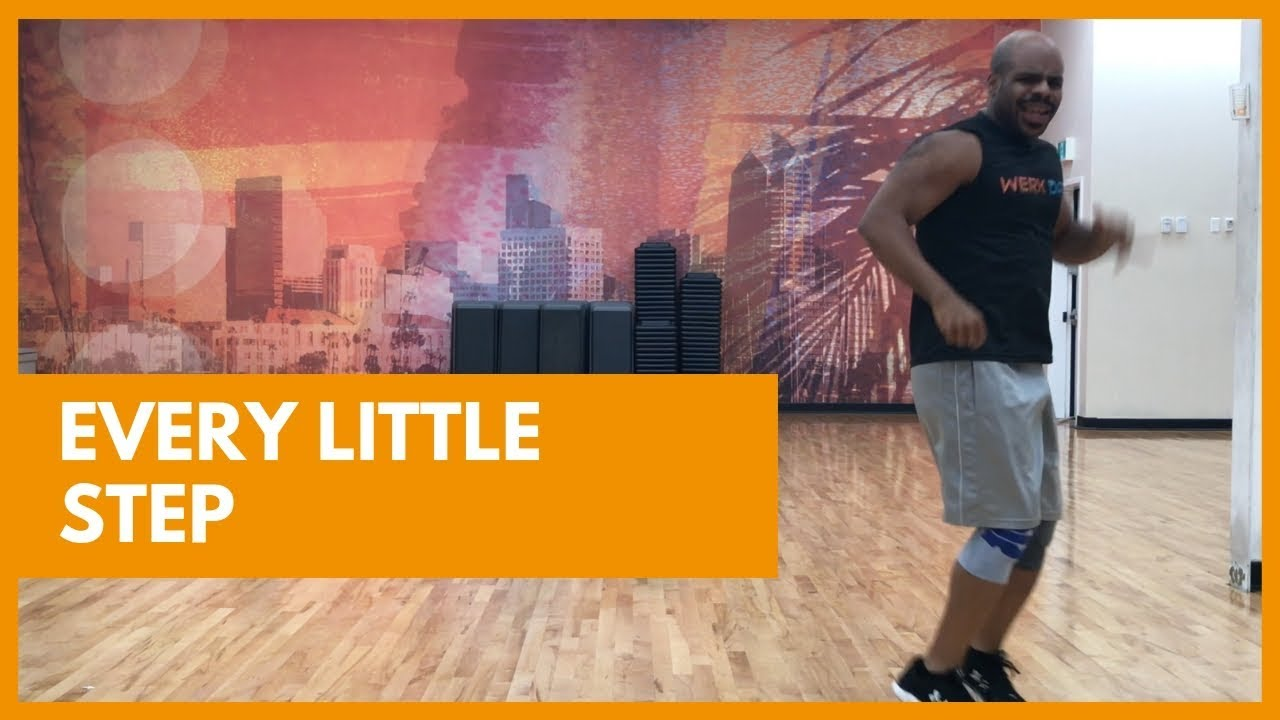 Download Every Little Step - Bobby Brown - Werk Dat Dance Fitness