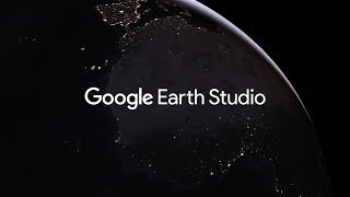 Google Earth Studio - Animation Reel thumbnail