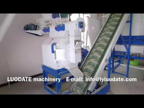 Feed Pellet Mill, Feed Pellet Machine, Animal Feed Pellet Machine