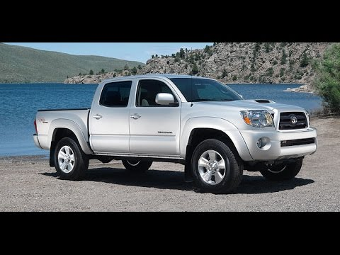 2008 Toyota Tacoma PreRunner Double Cab V6 Full In Depth Review *1080p HD*