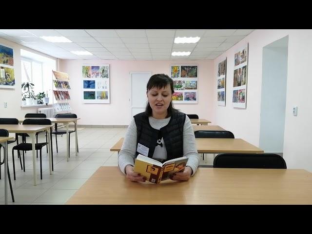 Изображение предпросмотра прочтения – АлинаБайкова читает произведение «Вестнику» М.И.Цветаевой