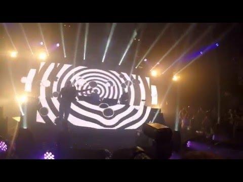 Dash Berlin - Live Melbourne, Australia 1/1/2016
