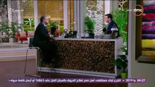 8 الصبح - لقاء مع مدير تحرير الأهرام أ/عزت إبراهيم حول إنعقاد القمة العربية بين الزعماء العرب اليوم