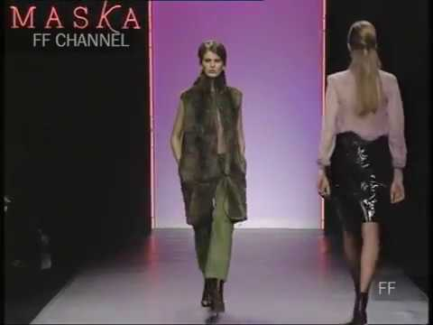 Maska | Fall Winter 2000/2001 Full Show | Exclusive