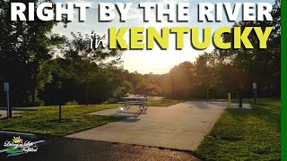 2 Rivers Campground - Nİce little Kentucky RV park!