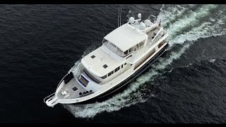 Selene 66' Ocean Trawler for sale in Seattle.  Full Tour