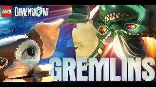 lego dimensions -gremlins world-part 1